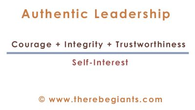Authentic Leadership with Phil Jones